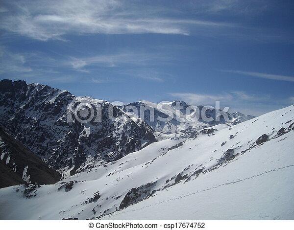 montanhas atlas - csp17674752