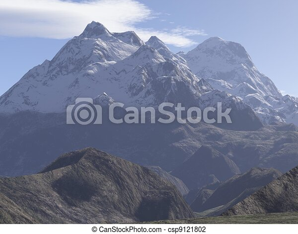 montanhas - csp9121802