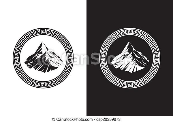 Monte Olimpo - csp20359873