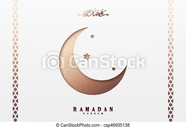 Month ramadan greeting card with arabic calligraphy ramadan month ramadan greeting card with arabic calligraphy ramadan kareem islamic background half a month m4hsunfo
