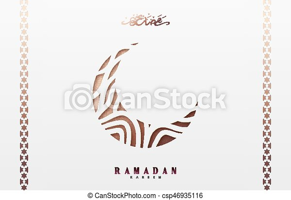 Month ramadan greeting card with arabic calligraphy ramadan kareem month ramadan greeting card with arabic calligraphy ramadan kareem islamic background half a month m4hsunfo