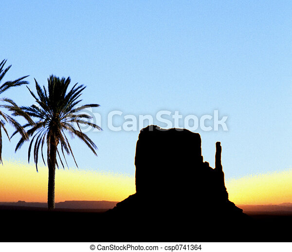 Monument Valley - csp0741364