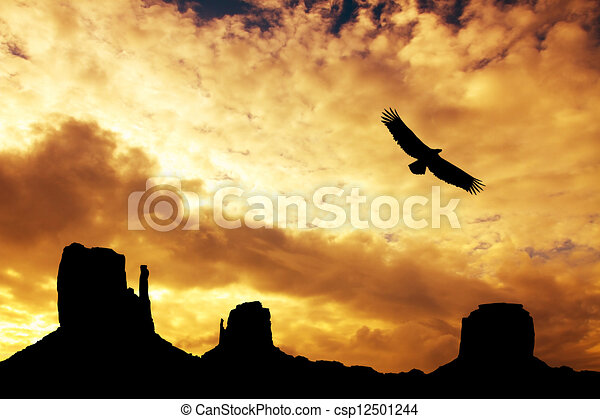 Monument Valley - csp12501244