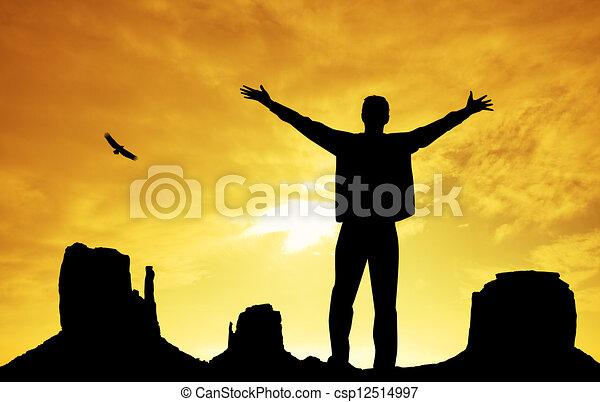 Monument Valley - csp12514997