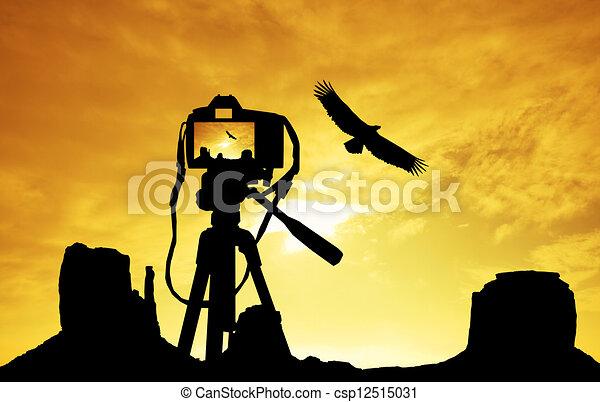 Monument Valley - csp12515031