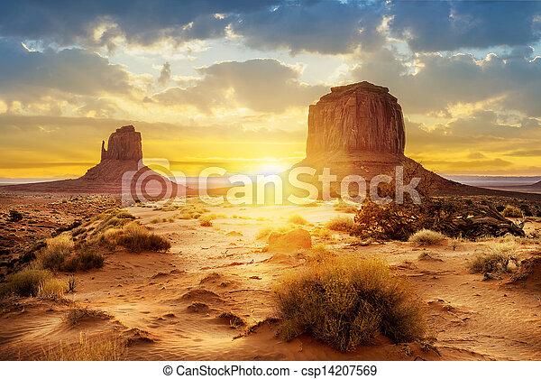 Monument Valley  - csp14207569