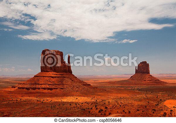 Monument Valley - csp8056646
