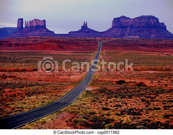 Monument Valley - csp0011962