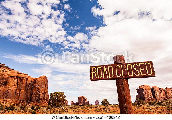 Monument Valley - csp17406242