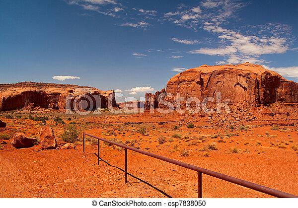 Monument Valley - csp7838050