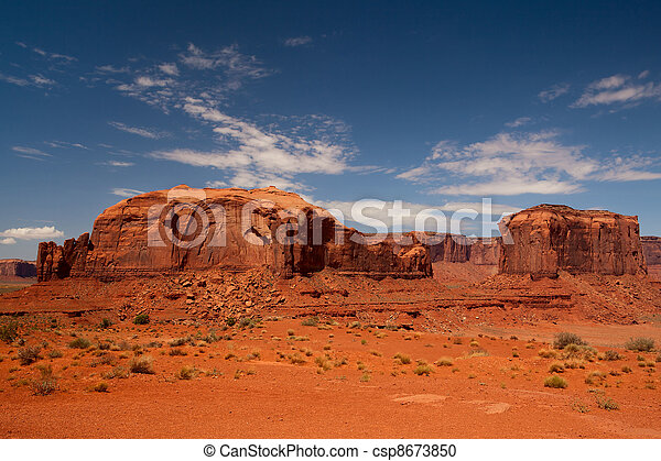 Monument Valley - csp8673850