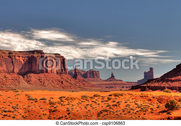 Monument Valley - csp9106863