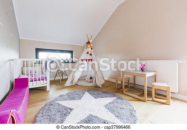 Mooi nieuw stijl kamer kind. stijl ster kamer eenvoudig kind
