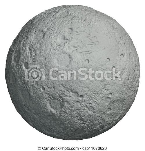 moon - csp11078620