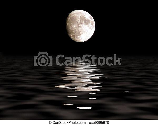 moon path - csp9095670