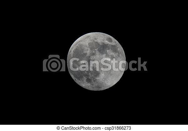 moon., pieno - csp31866273