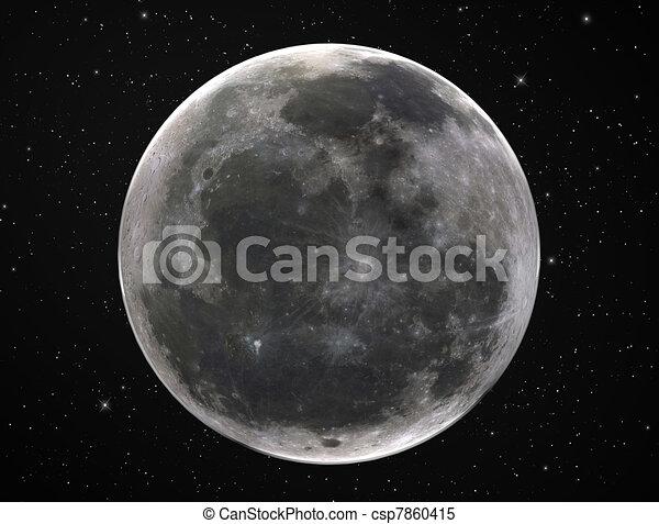 moon - csp7860415