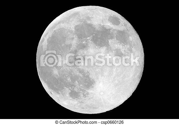 Moon - csp0660126