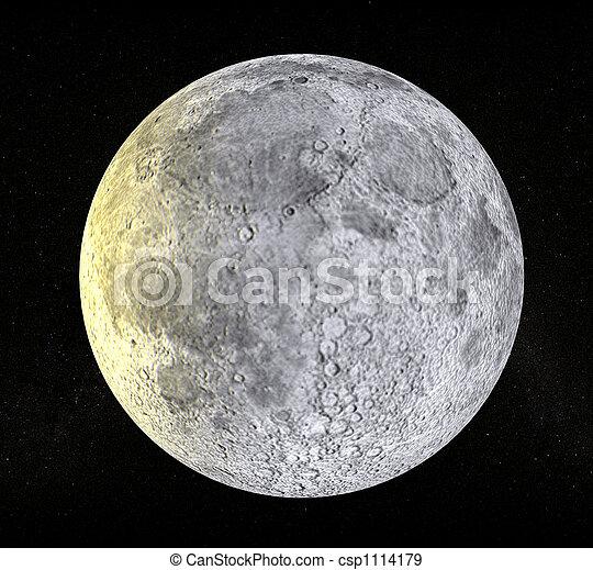 moon - csp1114179