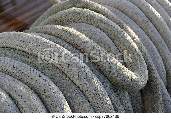 Mooring Rope - csp77062488