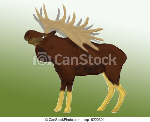 Moose - csp16220304