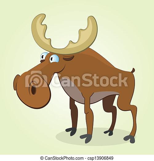 Moose - csp13906849