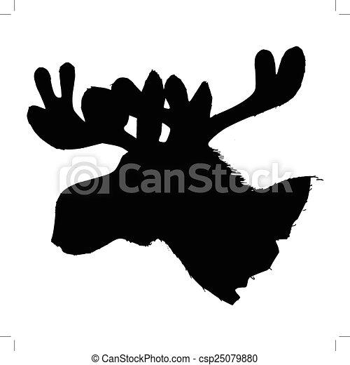 moose - csp25079880