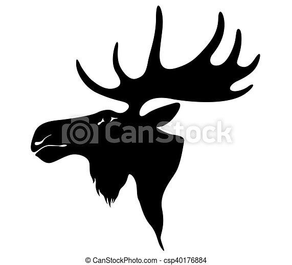 moose - csp40176884