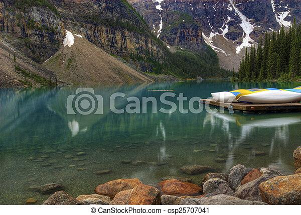 Moraine Lake - csp25707041