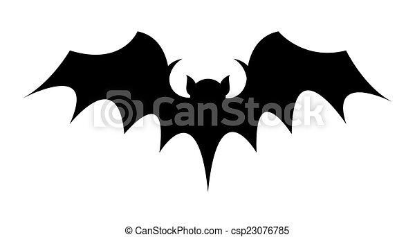 morcego desenho vampiro assustador morcego voando dia das