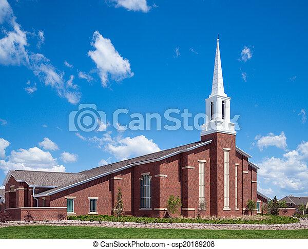 Iglesia mormona - csp20189208