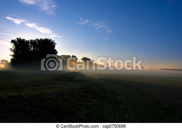Morning light - csp0750698