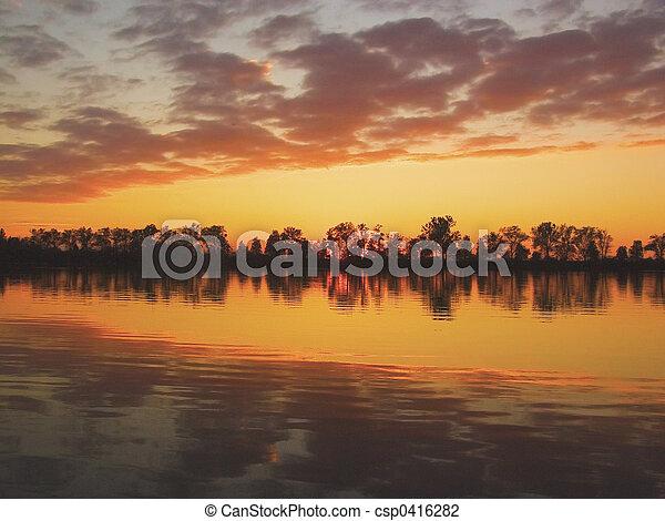 Morning light - csp0416282