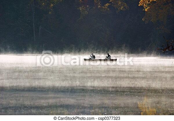 Morning Mist - csp0377323