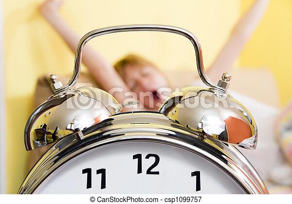 morning routine - csp1099757