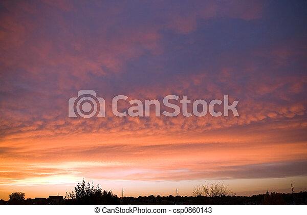 Morning Sunrise - csp0860143