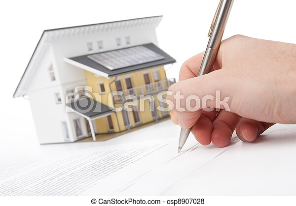 Mortgage contract - csp8907028