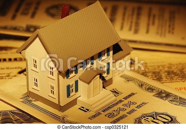 Mortgage - csp0325121