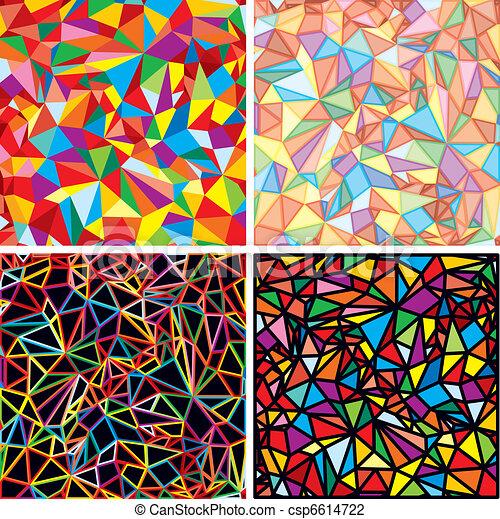 Mosaic Abstraction - csp6614722