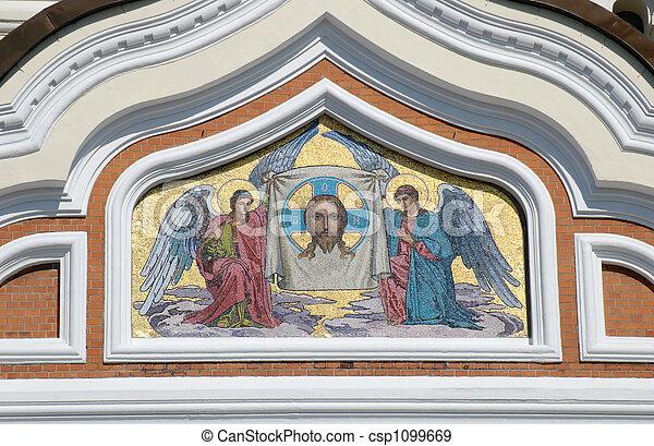 Mosaic Icon - csp1099669