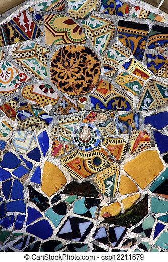 Mosaic - csp12211879