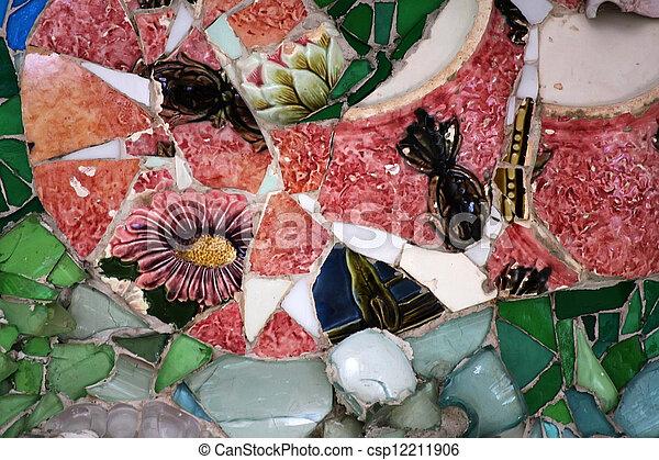 Mosaic - csp12211906