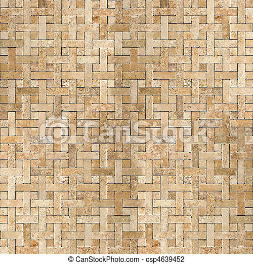 mosaic tile background - csp4639452