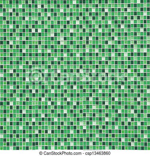 Mosaic tile - csp13463860