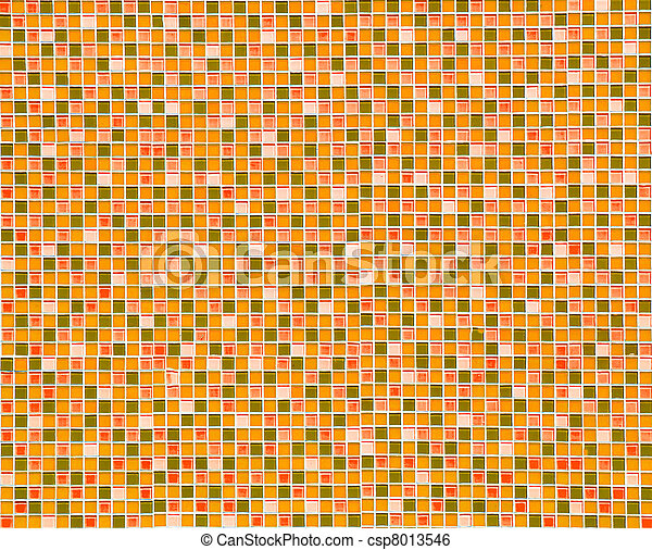 Mosaic Tile - csp8013546