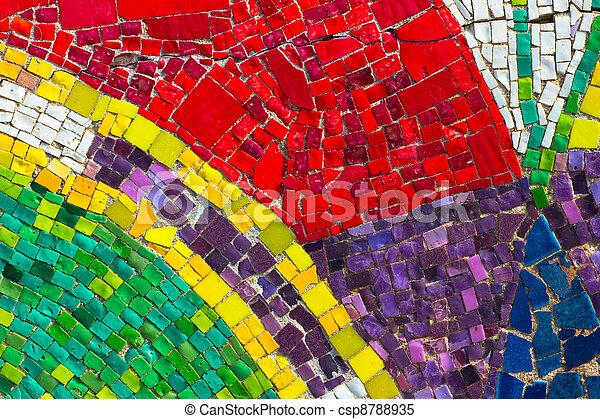Mosaic Tile - csp8788935