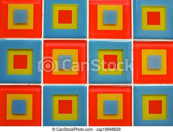 mosaic tile - csp19948629