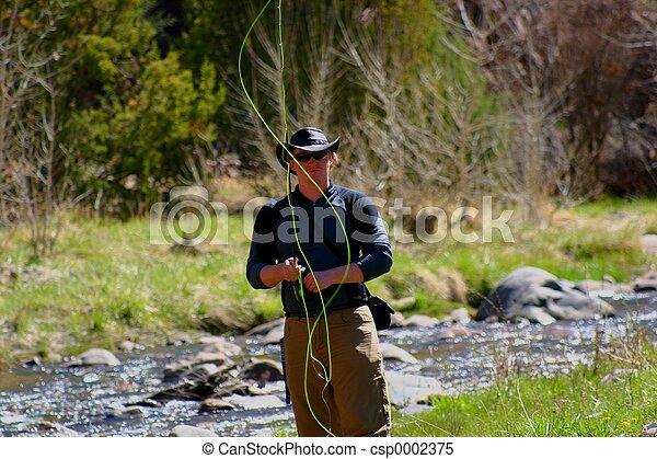 Pesca en vuelo 4500 - csp0002375