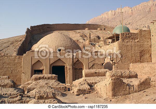moschea, cemetry - csp1187235