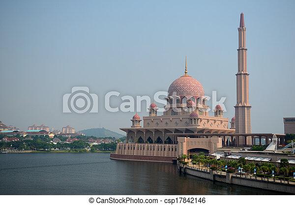 moschea, putra - csp17842146